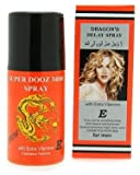 Best Delay Sprays - Dragon's 34000 Delay Spray for Men Express Shipping Review