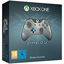 Manette sans fil 'Halo 5 : Guardians' pour Xbox One - édition collector