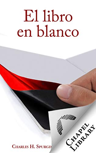 El libro en blanco eBook: Charles H. Spurgeon: Amazon.es: Tienda ...