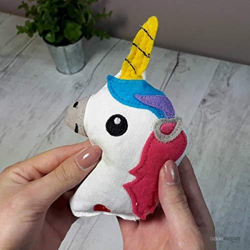 Mini bouillotte Licorne pour les poches - Cadeau Maestro