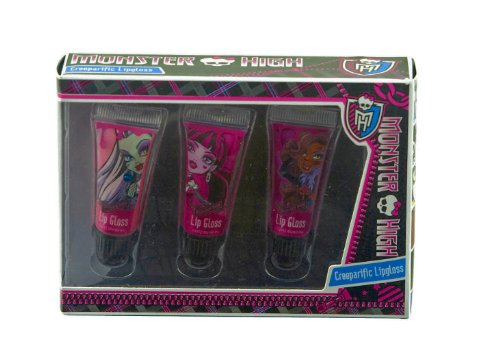 Markwins 9352510 - Monster High Lipglossset