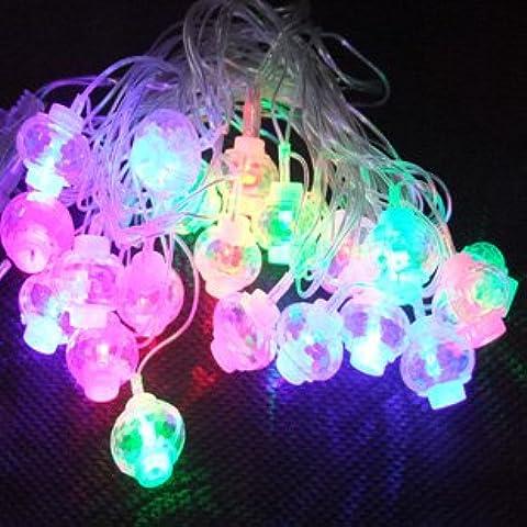 LED luces Sternenhimmel String cuentos de ambiente de iluminación de Navidad casas terraza creado y LED luces decorativo de las luces, Laternen