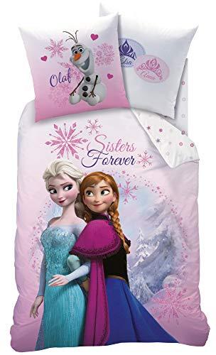 CTI 43999cama Frozen/Frozen Rosa Mountain linón