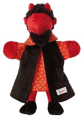 Sigikid 49048 - Marioneta de mano con diseño de demonio por sigikid