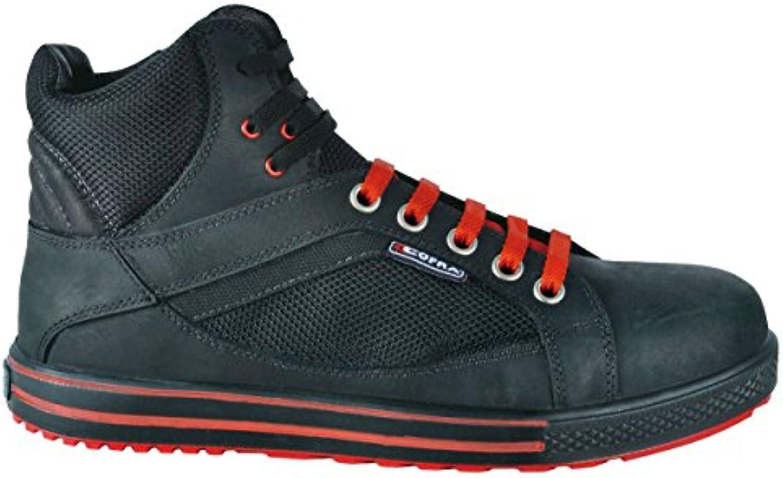 Cofra 35100000.w41 Größe SRC 1041 cm Vorwärts S3 SRC Größe Sicherheit Schuhe  Schwarz/Orange 6a3720