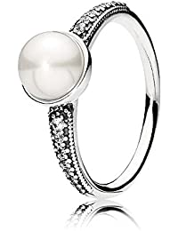 Pandora Women Vermeil Ring - 180945CZ-56