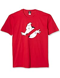 Plastic Head Ghostbusters Logo Red - T-shirt - Homme