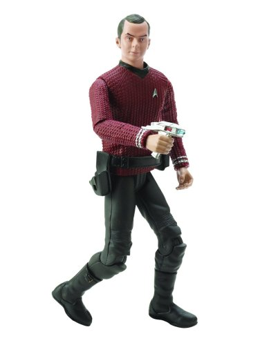 eluxe Action Figur Scotty in Enterprise Outfit (Startrek-outfit)