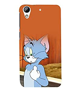 """printtech Back Case Cover for HTC Desire 626 / HTC Desire 626 Dual High Quality Premium Luxurious Designer ("""" Matte finish"""" 360 Degree Protection )"""