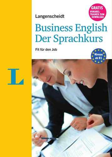 Langenscheidt Business English - Der Sprachkurs - Set mit 3 Büchern und 6 Audio-CDs: Fit für den Job
