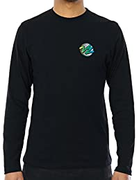 Tee shirt Von Zipper The Sunrise Noir