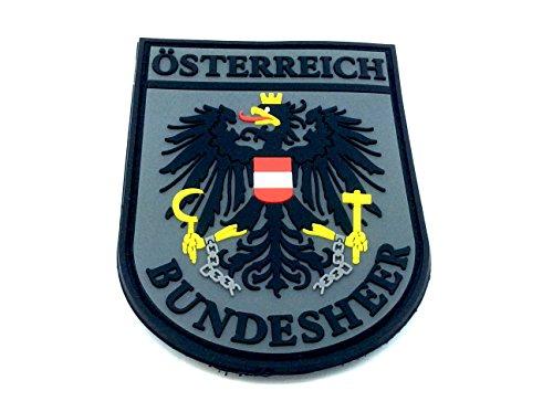 Österreich Bundesheer Österreichische Armee Airsoft Klett PVC-Patch