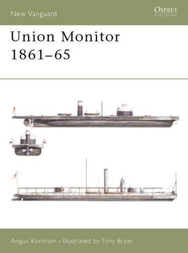 Union Monitor 1861-65 (New Vanguard)