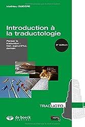 Introduction à la traductologie