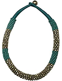 Designer Jewellery With High Quality Beads Statement Necklace For Women And Girls (2223)