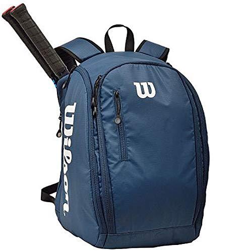 WILSON Tour Backpack Navy/White -