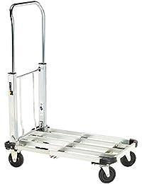 MAURER 11090210 Carretilla Plegable Aluminio Con Plataforma