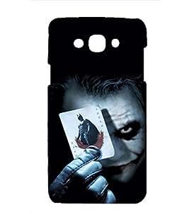 printtech Premium Latest Designer Joker Printed Back Case Cover for Samsung Galaxy Mega 5.8 i9150 / Samsung Galaxy Mega 5.8 i9152