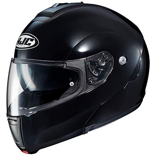 Preisvergleich Produktbild HJC C90_BLK_XXL Helmet Metal Black