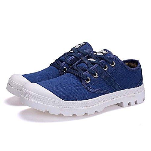 ZXCV Scarpe all'aperto Pattini esterni di pattini di pattini degli uomini delle scarpe degli uomini delle scarpe Il blu scuro.