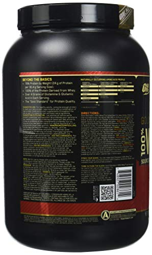 Zoom IMG-3 optimum nutrition gold standard 100
