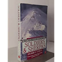 Soldiers and Sherpas: A Taste for Adventure (Coronet Books)