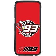 Funda carcasa para móvil marc marquez 93 moto gp compatible con Lg G3