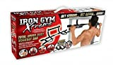 Iron Gym Xtreme Multifunktions-Trainings-Stange Klemmstange, Klimmstange
