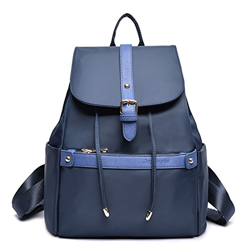 Versione signora coreana dello zaino/Collegio Vento borse da viaggio moda minimalista-A B