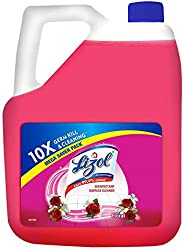 Lizol Disinfectant Floor Cleaner, Floral - 5 Ltr
