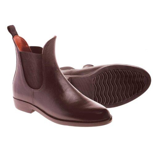 Dublin , Chaussures d'équitation pour garçon Noir - noir