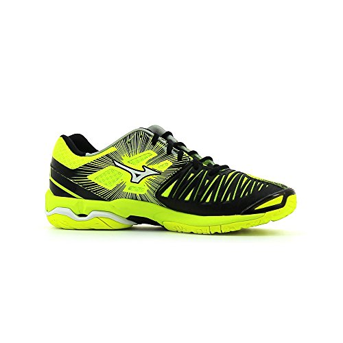 Chaussures Mizuno Wave Stealth 4 yellow