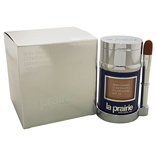 La Prairie Skin Caviar Concealer Foundation Spf15 Mocha (Make-up La Prairie)