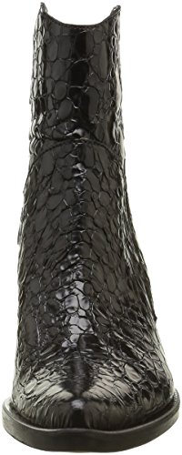 Donna Piu Damen 9281 Enea Stiefel & Stiefeletten Schwarz - Noir (Sansone Nero) qI8MwG