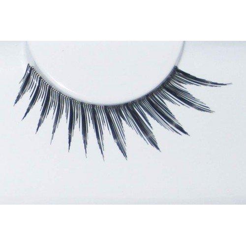 Eye Lash set Symmetric Short Long Black