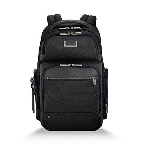 Briggs & Riley Work Medium Cargo Backpack Aktentasche, 46 cm, 21.4 liters, Schwarz (Black) -