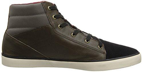 Volcom Grimm Mid Shoe Chestnut Brown Marron