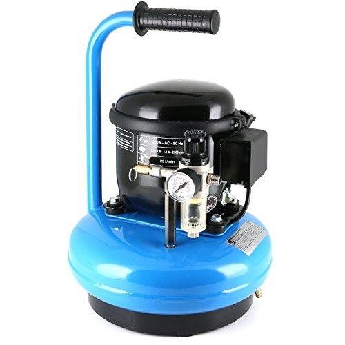 Druckluft-Kompressor Silent 0,3 PS / 6 l / 8 bar Typ L 6-45
