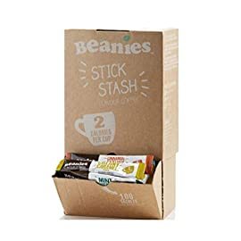 Beanies Flavoured coffee sticks – 100 sticks