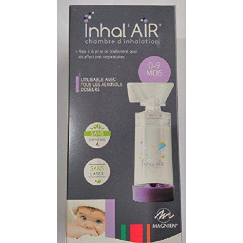 MAGNIEN - Magnien Inhal'AIR Chambre d'Inhalation 0 - 9 mois