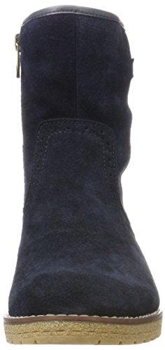 TOM TAILOR Damen 3790604 Stiefel Blau (Navy)