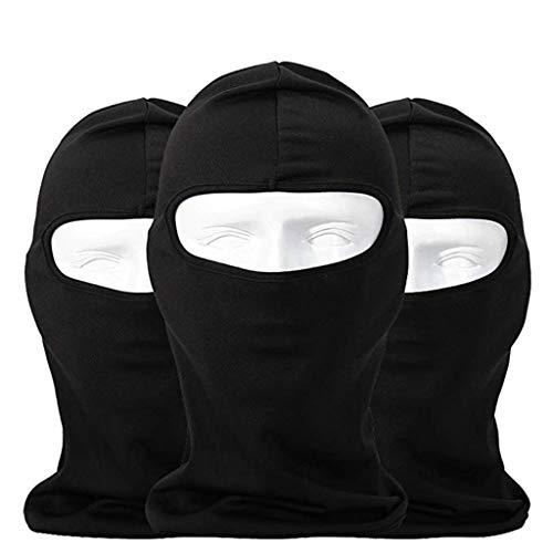 ze Wintermütze Balaclava atmungsaktive Sonnencreme Winddicht Ski Kopfbedeckung Outdoor Maske ()