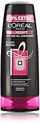 LOreal Paris Fall Resist 3X Conditioner, 175ml + 17.5ml Free