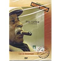 Pio Leiva the Star in Musica Cubana Live in Amsterdan