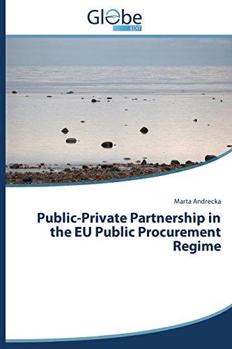 Public-Private Partnership in the EU Public Procurement Regime