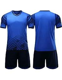 b4df3437a3c1e LQZQSP Camisetas De Fútbol Survetement Kit De Fútbol Camisetas De Fútbol  para Adultos Que Entrenan Camisetas