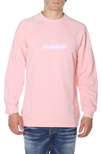 Preisvergleich Produktbild Napapijri N0YHN9P95 Sweatshirts Mann Rosa L