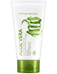 Nature Republic Soothing & Moisture Aloe Vera Foam Cleanser 150ml [Misc.]