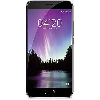 "Meizu MX6 - Smartphone libre Android (5.5"", 32 GB, 4 GB RAM, 12 MP), color gris"
