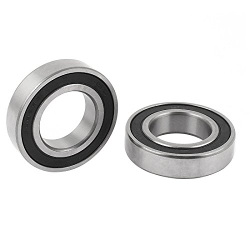 sourcingmapr-2-pezzi-30mm-x-55mm-x-13mm-sigillo-deep-groove-ball-cuscinetto-ruota-6006